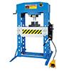 Stroje na obrábanie a tvárnenie kovov