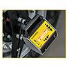 Prístroj na meranie geometrie kolies úžitkových automobilov TRUCK-EXAM