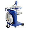 Pojazdný pneumatický mazací prístroj PRESSOL 18 788 051